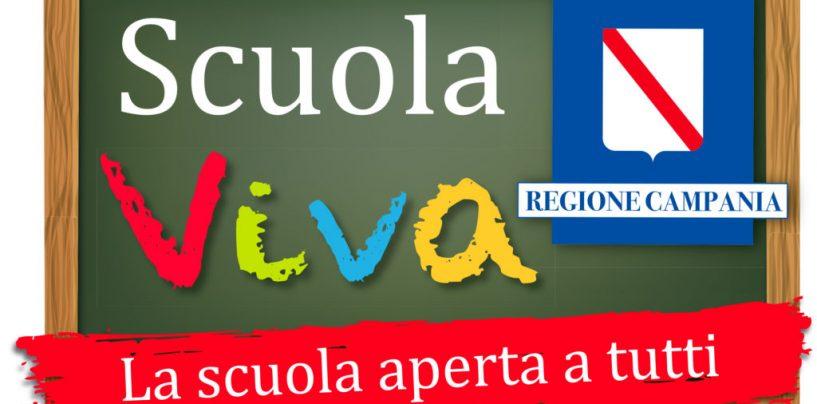 Riprese le attività di Scuola Viva al Liceo Artistico Menna di Salerno