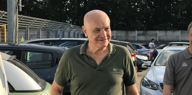 Avellino, mercato ancora congelato: Di Somma tenta l'impresa