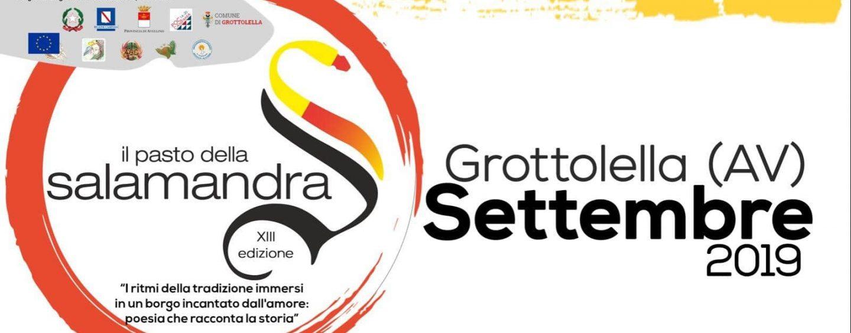 """Grottolella, torna il """"Pasto della Salamandra"""": appuntamento con Avitabile, Lumanera e Pratola Folk"""