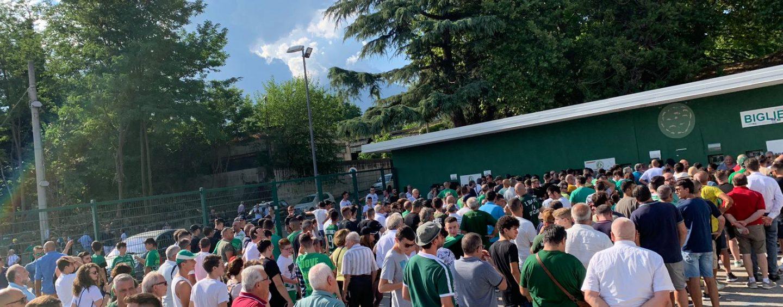 Caos biglietti prima di Avellino-Bari. Abbonamenti: ci siamo