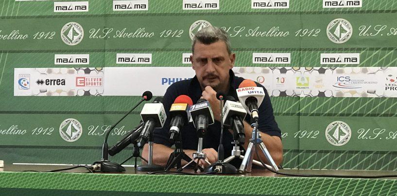 """Avellino-Catania, Camplone: """"Lupi caparbi, non è stata una passeggiata"""""""