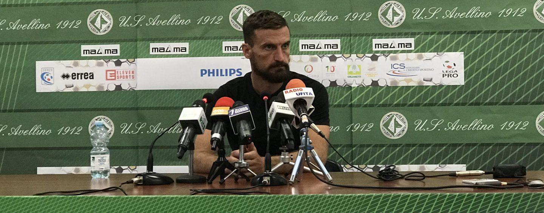 "Avellino-Catania, Morero: ""Chiedo scusa ai tifosi, Di Somma baluardo"""