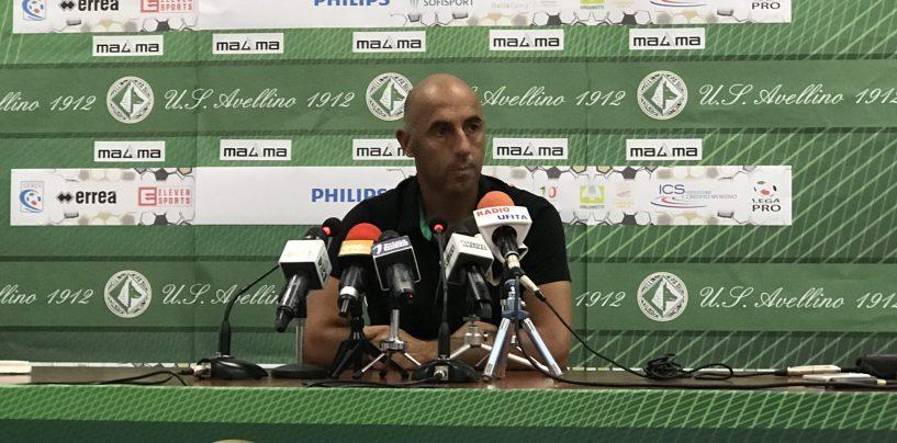"""Avellino-Catania, Ignoffo: """"Più personalità ma non avremmo potuto di più"""""""