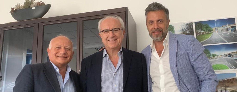 Moscati: ecco Pizzuti, Lanzetta e Perito. Passaggio di consegne con Percopo