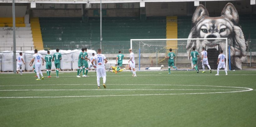 Avellino-Catania 3-6, il tabellino