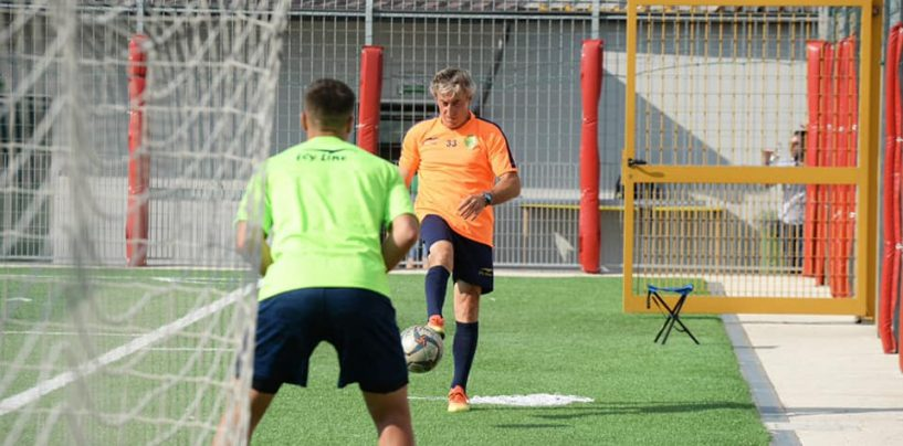 Nuovo acquisto per il San Tommaso calcio: raggiunto l'accordo con Fabio Varricchio