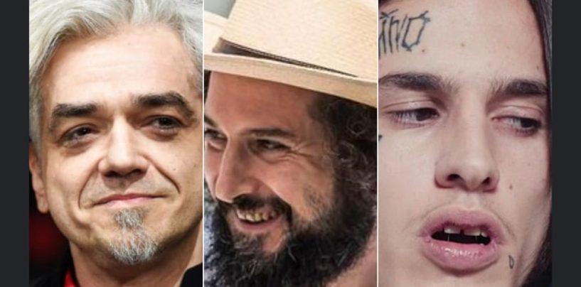 Sponz Fest, è il giorno della 'pestilenza' con Young Signorino, Morgan e Neri Marcorè