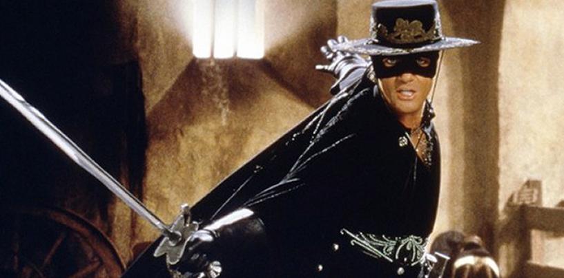 Zorro, cento anni tra mito, fumetti e tanti film
