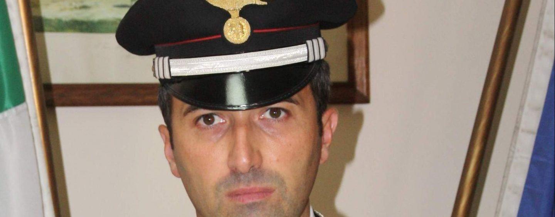 Antonio Antonazzo Panico nuovo comandante della Compagnia di Baiano