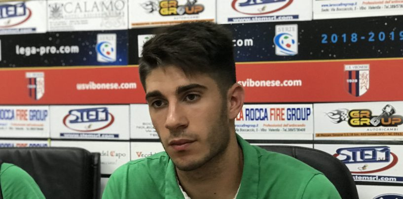 "Vibonese-Avellino, Rossetti: ""Tre punti vitali, la squadra sa soffrire"""