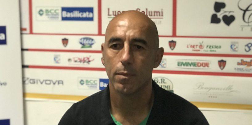 """Picerno-Avellino, Ignoffo: """"Prova di maturità ma troppi errori"""""""