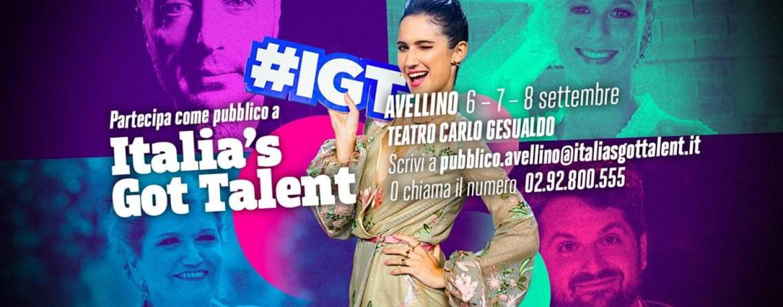 Conto alla rovescia per Italia's Got Talent al Teatro di Avellino: evento sold-out