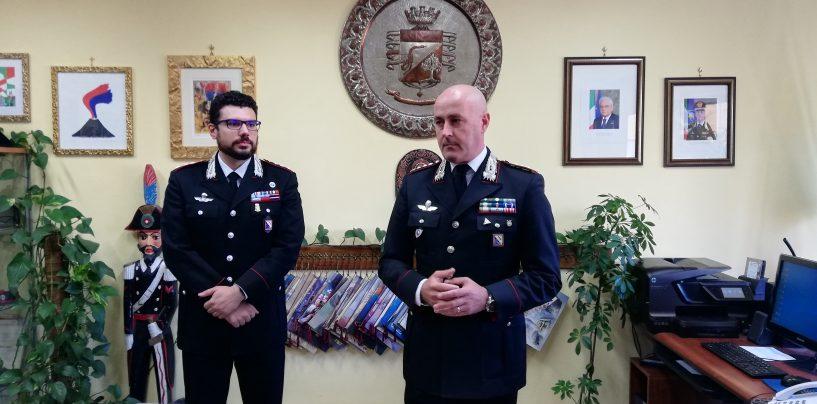 Coca e hashish a giovani e minorenni, i carabinieri spezzano l'asse Napoli-Valle Caudina: 4 arresti