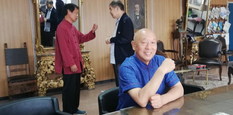 Cinesi pronti ad investire ad Avellino. Si parte dalla cultura con il primo Monastero europeo di Shaolin