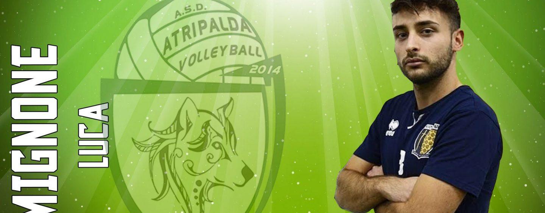Atripalda Volleyball scatenata: ecco il libero Mignone