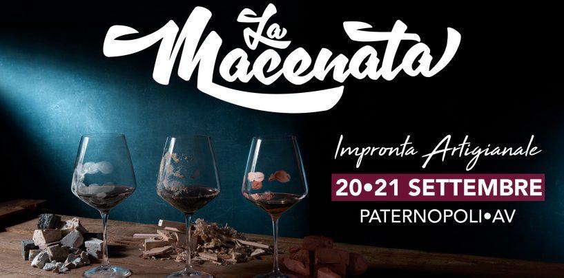 """Tradizioni e vino, a Paternopoli torna """"la Macenata"""""""