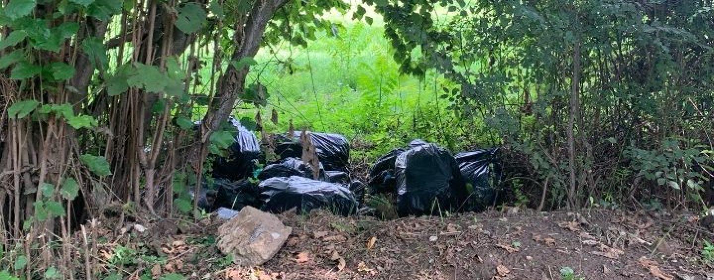 Abbandono rifiuti, a Grottaminarda nuove verifiche della Municipale