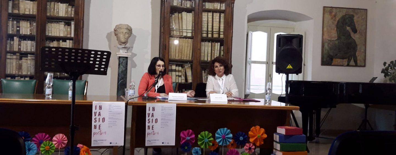 """Ad Ariano arriva """"Invasione poetica"""": come la poesia può rieducare al bello"""