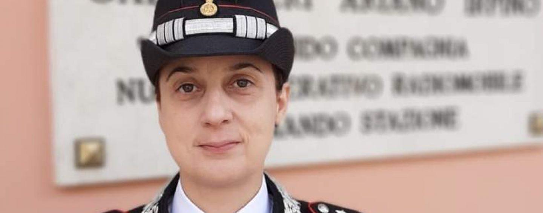 Carabinieri, ad Ariano arriva Annalisa Pomidoro: prima donna capitano in provincia