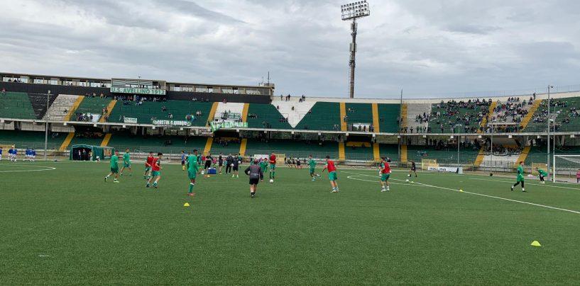 Avellino-Bisceglie 0-1: il tabellino