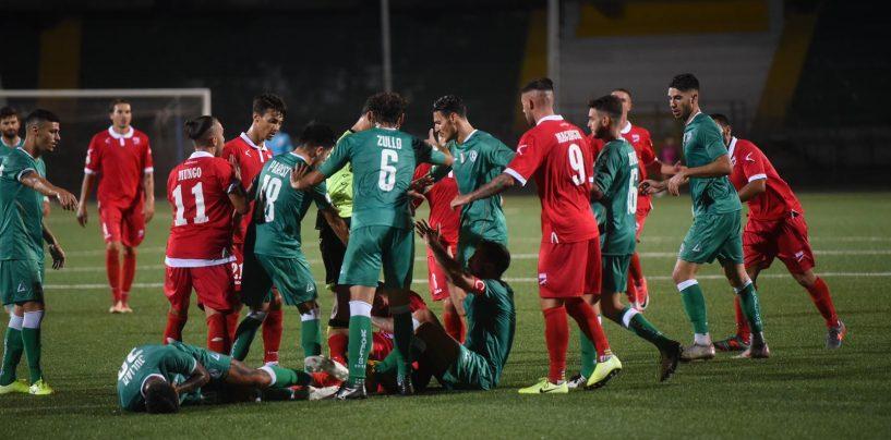 Avellino-Teramo 2-0: il tabellino