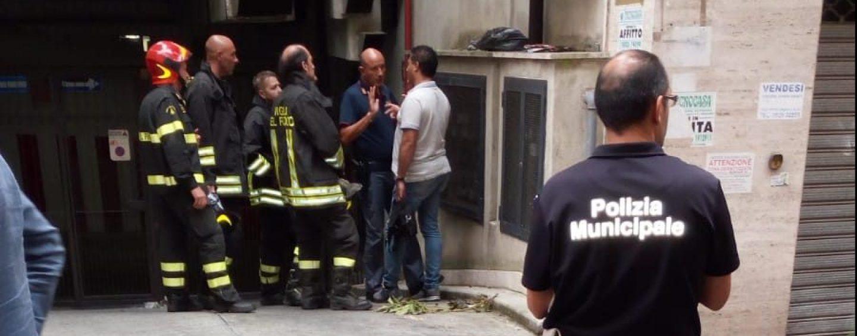 Ancora paura nel centro storico di Avellino: allarme per una busta sospetta