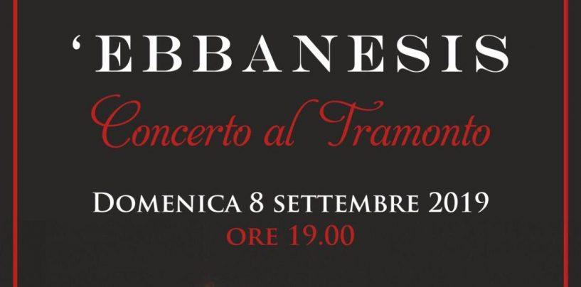 Concerto al tramonto all'ex Carcere Borbonico, sul palco 'Ebbanesis