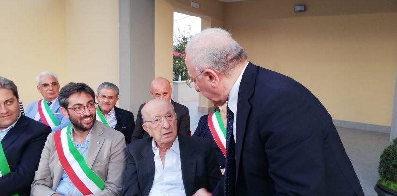 Da Marano a Nusco: De Mita, De Luca e l'alleanza pilota
