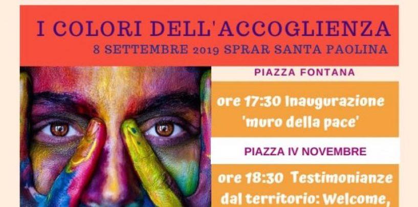 """Integrazione e non solo: lo Sprar di Santa Paolina presenta """"I colori dell'accoglienza"""""""