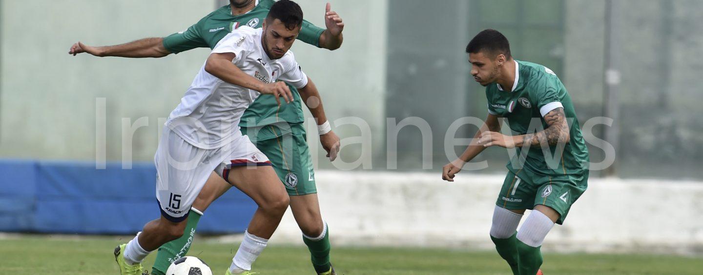Vibonese-Avellino 0-1: il tabellino