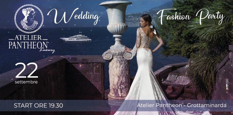 Atelier Pantheon: tutto pronto per il Wedding Fashion Show 2020 di domenica