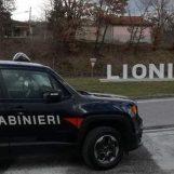 Lioni, carabinieri arrestano 50enne di Napoli