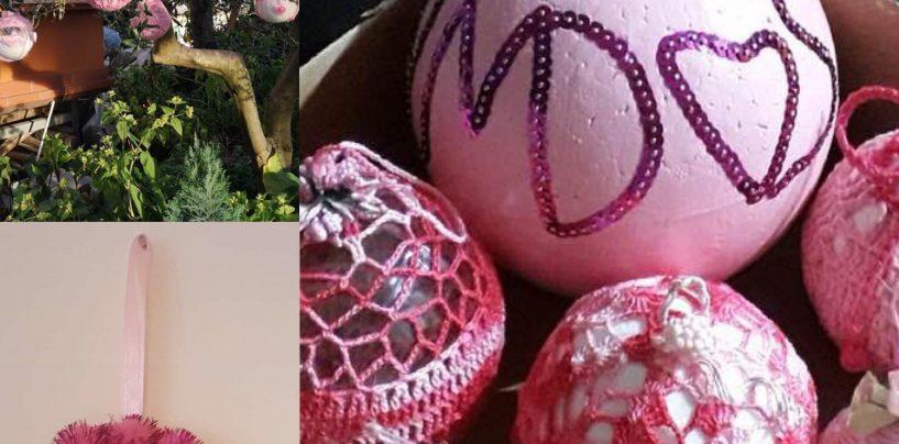 Dopo la sciarpa più lunga del mondo e la Camminata Rosa, sarà anche un Natale in Rosa