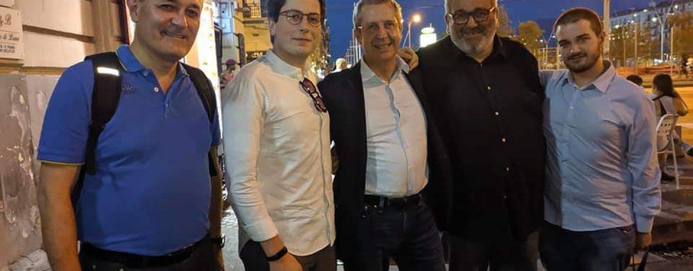 Un'alternativa c'è: a Napoli con Emma Bonino e Carlo Calenda anche l'irpino Bruno Gambardella