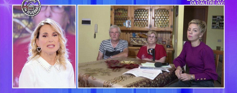 La vita impossibile di una coppia di disabili di Calitri: la denuncia a Pomeriggio Cinque