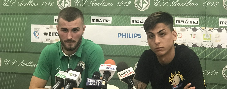 Avellino-Bari, il commento di Illanes e Karic