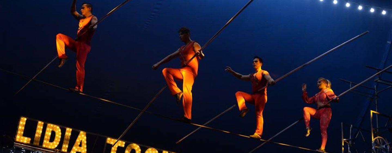Il circo Lidia Togni ad Avellino dal 25 ottobre al 4 novembre con lo show &ldquoFelicità&rdquo