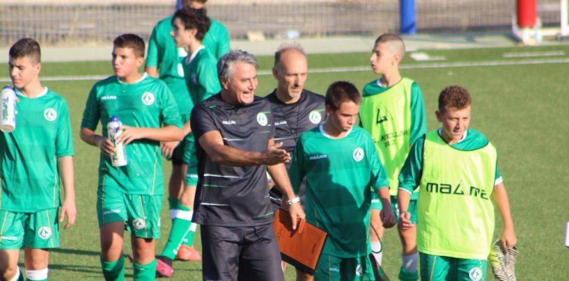 Settore giovanile, sconfitte per l'Avellino under 15 e la Beretti