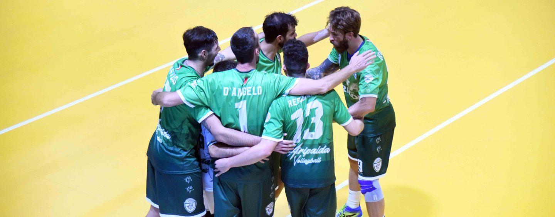L'Atripalda Volleyball ritorna al successo: battuta Ischia