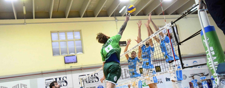 Serie B, Atripalda Volleyball k.o. contro Olimpia Galatina