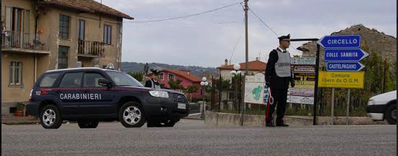 I Carabinieri di Colle Sannita sventano truffa ai danni di un anziano