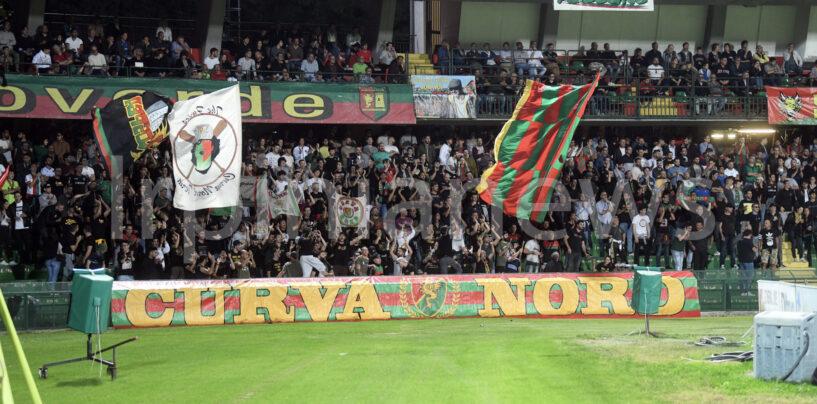 Tentarono assalto ai tifosi dell'Avellino: Daspo e denunce a Terni