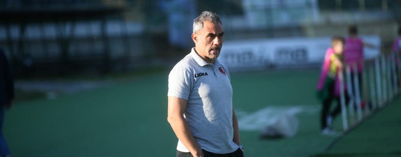 """Avellino-Reggina, Toscano: """"Risultato giusto, Capuano salverà i lupi"""""""