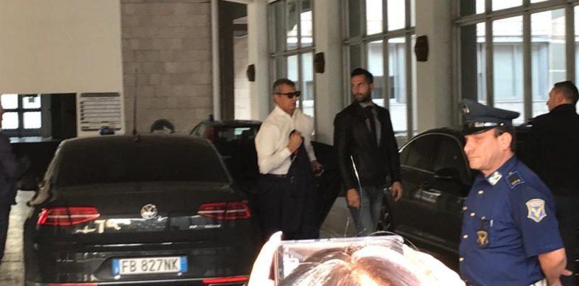 Offensiva criminale ad Avellino, iniziato il vertice in Procura