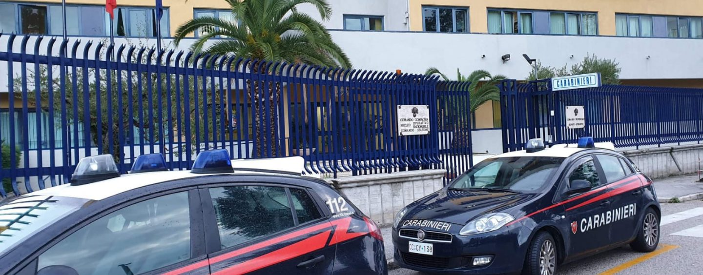 Furto al cimitero di Pietrastornina: indagano i carabinieri