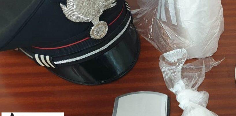 Benevento: in possesso di 21 grammi di cocaina, i carabinieri arrestano un 34enne
