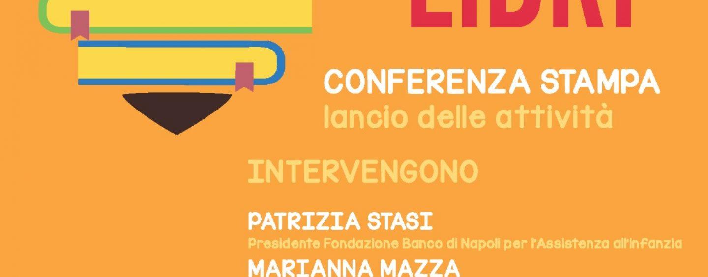"""Librerie per bambini in 8 punti della città di Avellino. Al via il progetto """"L'alveare dei libri"""""""