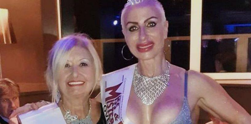 E' di Mirabella Eclano la nuova Miss Over Fashion eletta a Ravenna