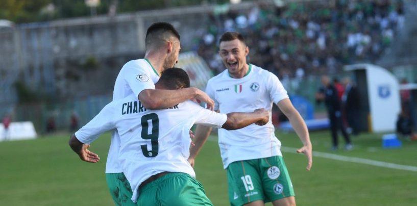 Charpentier illude soltanto: l'Avellino crolla al derby