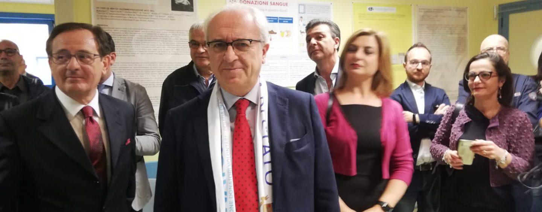 """""""Moscati"""", nuove assunzioni di medici e infermieri e nuovo look per l'ospedale di Solofra: Pizzuti a due mesi dal suo insediamento"""